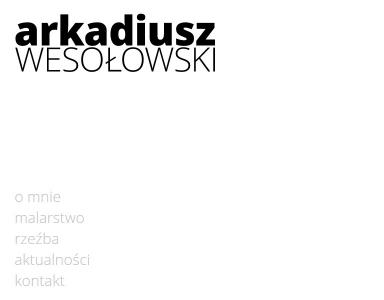 Arkadiusz Wesołowski
